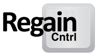 regain control button